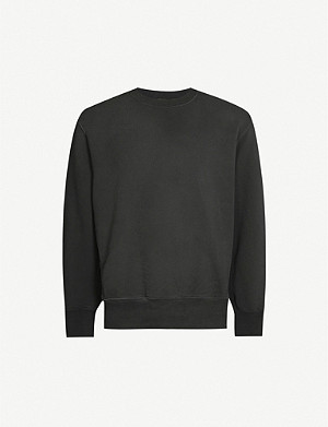 YEEZY Season 4 Calabasas cotton-jersey sweatshirt