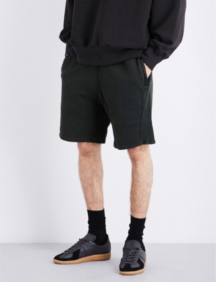 YEEZY Season 5 cotton-jersey shorts