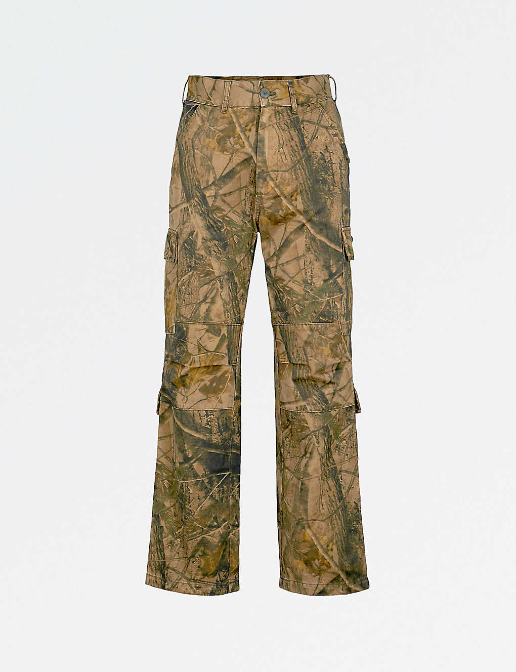 2f4347467 YEEZY - Season 5 straight cotton cargo trousers
