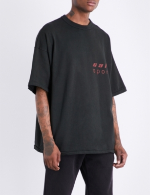 YEEZY Season 5 Cali Sport cotton-jersey T-shirt