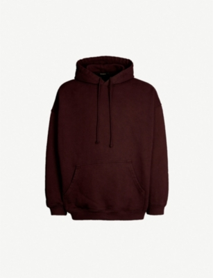 YEEZY Season 5 cotton-jersey hoody