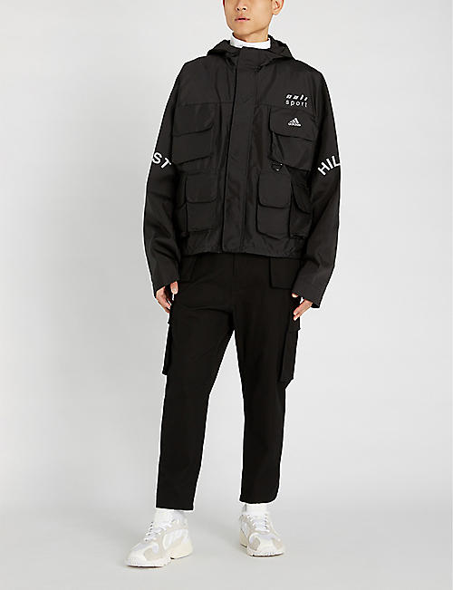 YEEZY Season 5 shell parka jacket
