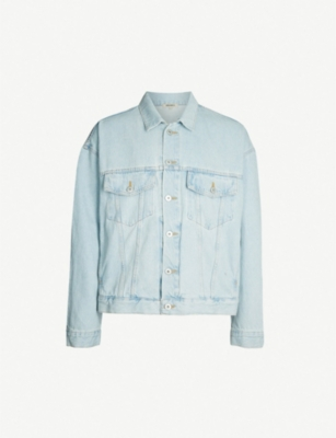 YEEZY Season 5 denim jacket