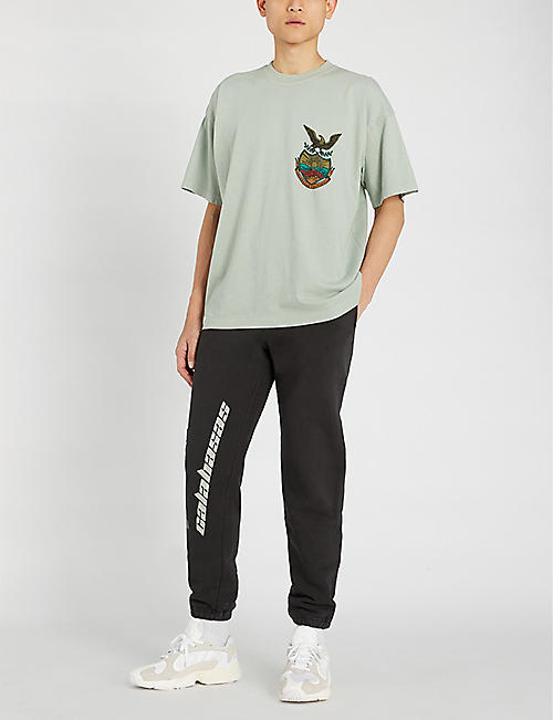 YEEZY Season 6 Calabasas cotton-jersey T-shirt