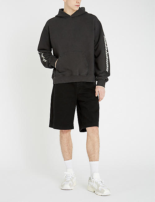 YEEZY Season 6 cotton-jersey hoody