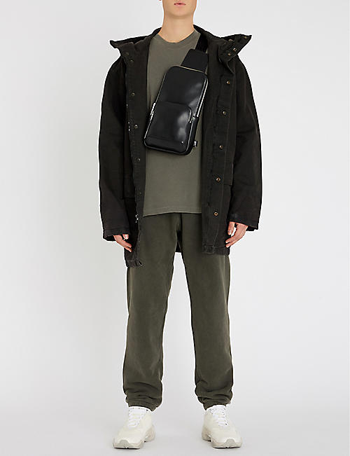 YEEZY Season 6 oversized cotton-jersey T-shirt