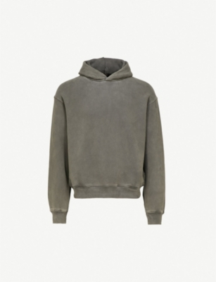 YEEZY Season 6 oversized cotton-jersey hoody