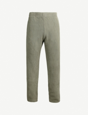 YEEZY Season 6 cotton-fleece jogging bottoms