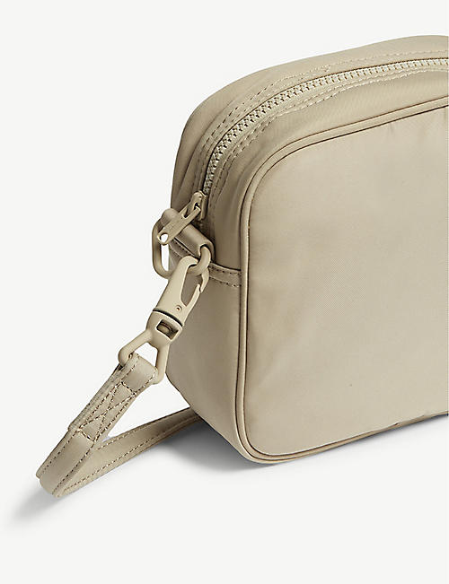 YEEZY S6 nylon cross-body bag