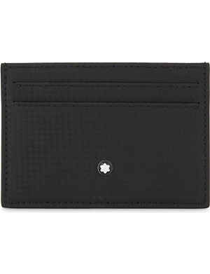 MONTBLANC Extreme Pocket 5cc leather card holder