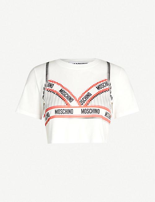 e2a6b7906b1d52 Crop tops - Tops - Clothing - Womens - Selfridges