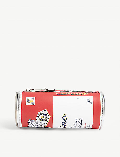 MOSCHINO Beer can clutch bag