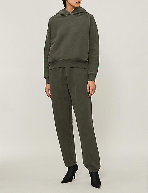YEEZY Season 6 cotton-jersey jogging bottoms