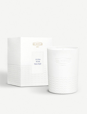 EX NIHILO Ultra Rose Candle 300g