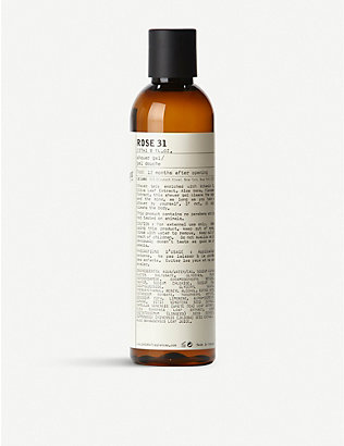 LE LABO: Rose 31 Shower Gel 237ml