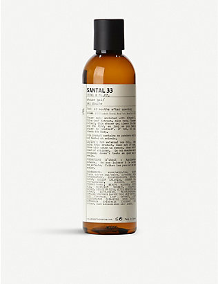 LE LABO: Santal 33 Shower Gel 237ml