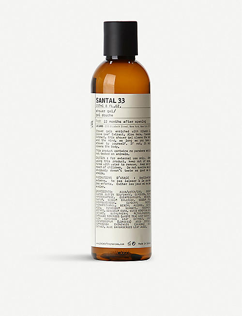 LE LABO Santal 33 Shower Gel 237ml