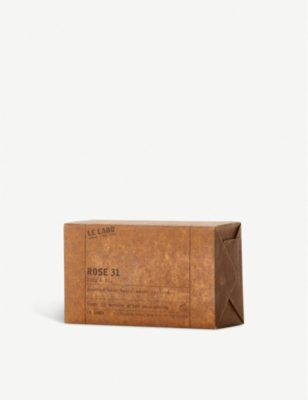 LE LABO Rose 31 scented body bar 225g