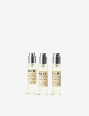 LE LABO Iris 39 Eau de Parfum Travel Tube Refills 3x10ml