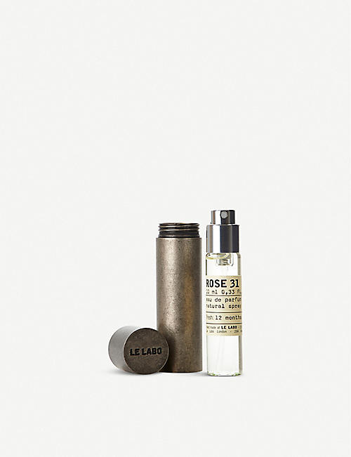 LE LABO: Rose 31 Travel Tube Kit 10ml