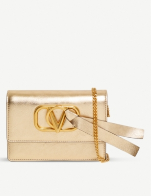 VALENTINO Exclusive Valentino grained leather bag