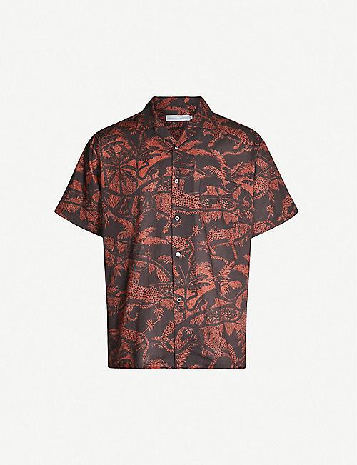 e96fbf8361 Pyjamas sets - Nightwear   loungewear - Clothing - Mens - Selfridges ...