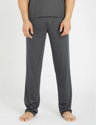 2a372b453e ZIMMERLI - Relaxed-fit cotton-blend jogging bottoms | Selfridges.com