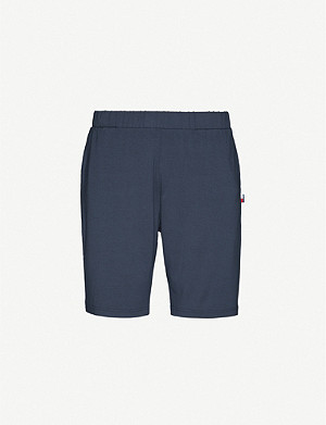 TOMMY HILFIGER Cotton-jersey pyjama shorts