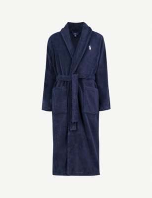 POLO RALPH LAUREN Terry towelling dressing gown