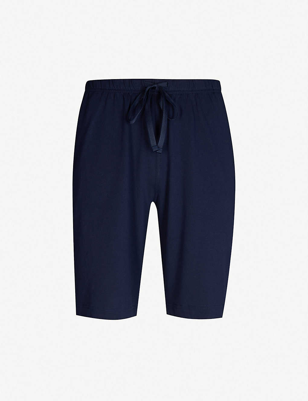 POLO RALPH LAUREN: Cotton-jersey pyjama shorts