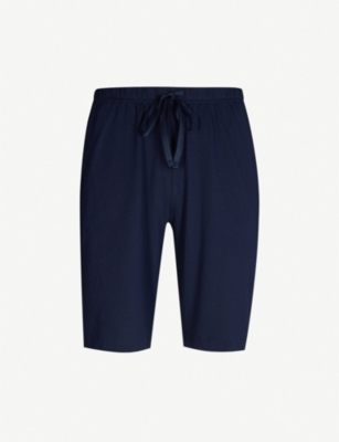 POLO RALPH LAUREN Cotton-jersey pyjama shorts