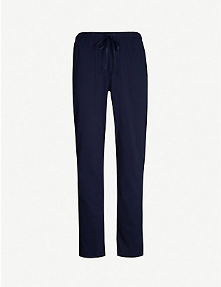 POLO RALPH LAUREN: Cotton-jersey pyjama bottoms