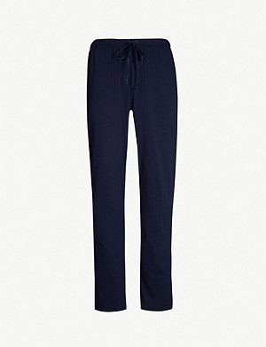 POLO RALPH LAUREN Cotton-jersey pyjama bottoms