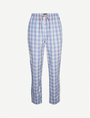 POLO RALPH LAUREN Checked cotton pyjama bottoms
