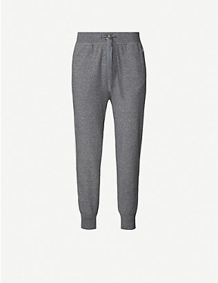POLO RALPH LAUREN: Stretch-cotton jersey jogging bottoms