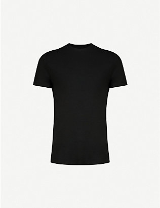 DEREK ROSE: Basel stretch-jersey t-shirt