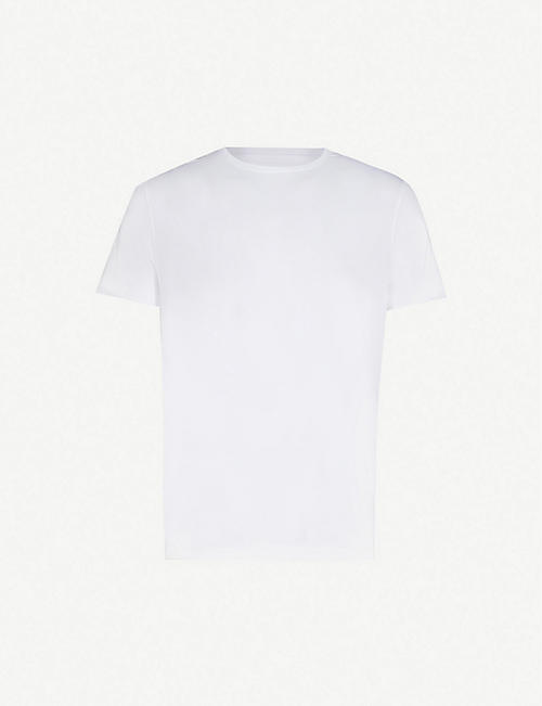 DEREK ROSE Basel stretch-jersey t-shirt