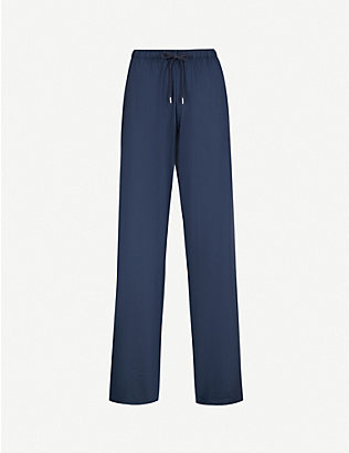 DEREK ROSE: Basel stretch-modal trousers