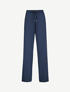 DEREK ROSE Basel casual trousers