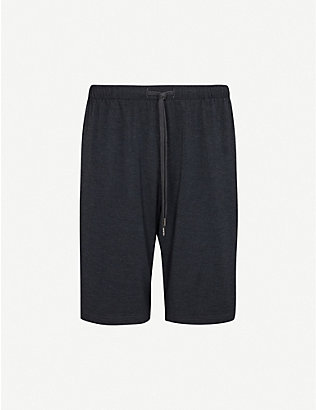 DEREK ROSE: Marlowe stretch-jersey shorts