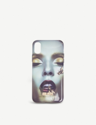 TROVI TECHNOLOGIES Pat McGrath Labs x Trovi Technologies printed iPhone Xs case