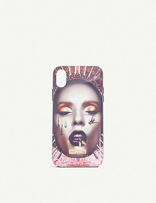 TROVI TECHNOLOGIES Pat McGrath Labs face-print phone case