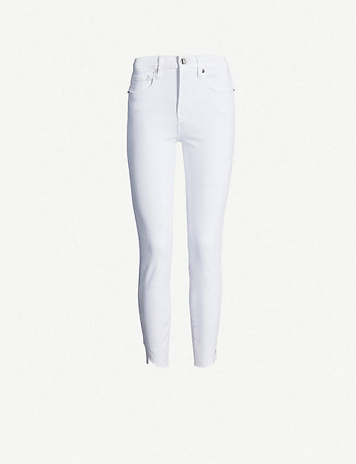 0c871acc0571 GOOD AMERICAN Good Legs Crop high-rise skinny jeans