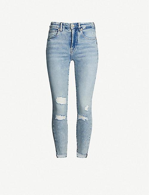 afb1ac942884 GOOD AMERICAN Good Legs slim-fit skinny jeans