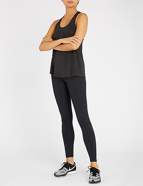 GOOD AMERICAN Core Power stretch-jersey leggings
