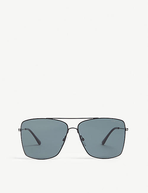ac8f4db2a26 TOM FORD Pilot frame sunglasses