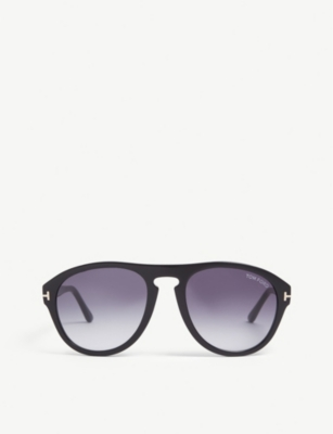 TOM FORD Pilot frame sunglasses