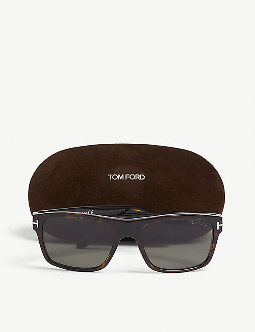 TOM FORD Tf0678 rectangle-frame sunglasses