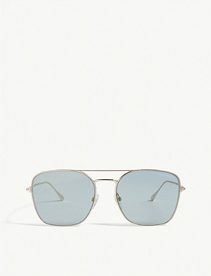 TOM FORD TF680 Dylan-02 square-frame sunglasses