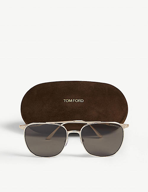 TOM FORD Square-frame sunglasses